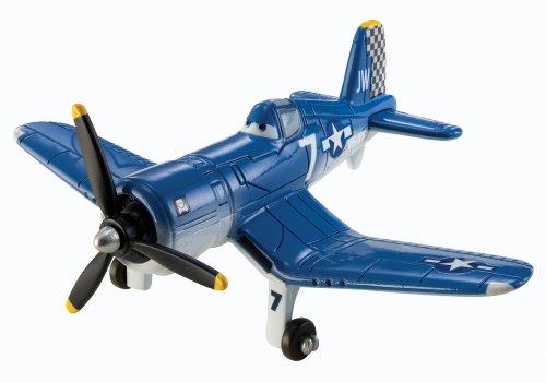 Disney - Planes X9461 Modellino di Aeroplano - Skipper