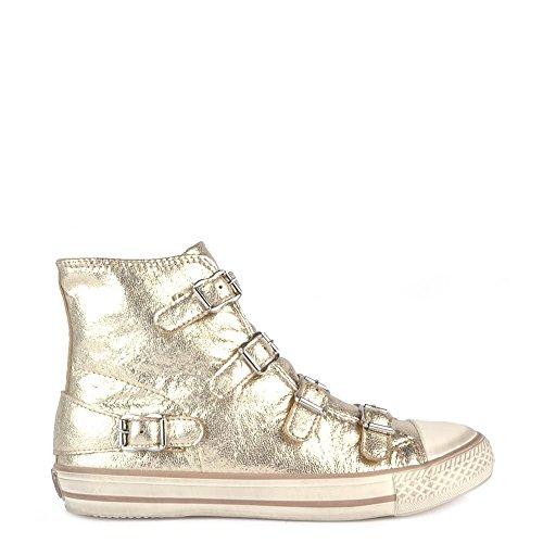 Ash Scarpe Virgin Platine Sneaker Donna 39 EU Platine
