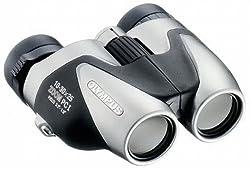 Olympus Tracker 10-30x25 Zoom Porro Prism Compact & Lightweight Binocular