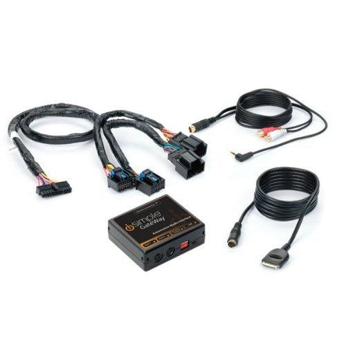 Isgm571 Isimple Apple Ipod Iphone Auxiliary Audio Input Interface Hd Radio Satellite