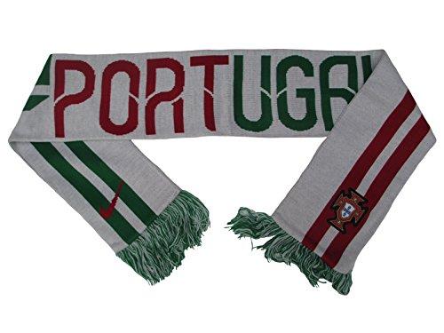 Nike - Sciarpa da uomo, squadra nazionale di calcio, Portugal