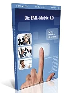 Die EML-Matrix 3.0 - Energie. Motivation. Lebensfreude (3 DVDs + 4 CDs + Arbeitsbuch)