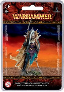 Dark Elf Black Ark Fleetmaster - 1