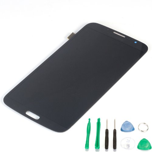 "Generic Lcd Display Touch Screen Digitizer Assembly For Samsung Galaxy Mega 6.3"" I9200 I9205 I9208 P729 E310S I527 Blue"