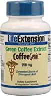 Life Extension Green Coffee Extract CoffeeGenicTM 8212 200