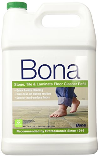 Bona Stone Tile and Laminate Floor Cleaner Refill, 128-Ounce (Floor Cleaners compare prices)