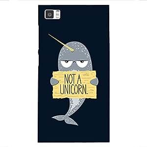 Back cover for Xiaomi Mi3 Not A Unicorn