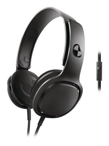 Philips Sho3305Zero/28 Philips O'Neill Cruz Headband Headphones, Black