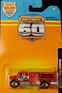 2013 Matchbox 60th Anniversary(Limited Edition) International Pumper