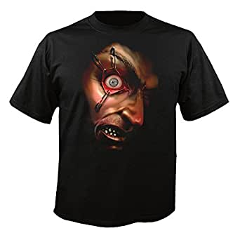Morphsuits Men's Frantically Moving Eyeball Digital Dudz Shirt