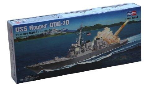 Hobbyboss 1:700 - USS Hopper DDG-70 - HBB83411