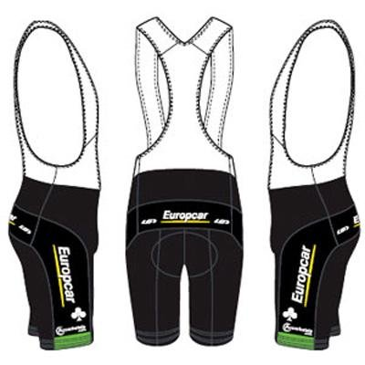 Buy Low Price Louis Garneau 2012/13 Men's Europcar Bib Cycling Shorts – 2858235 (B005BLK2Z6)