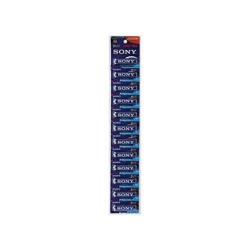 Sony AA Alkaline Battery Stamina Plus