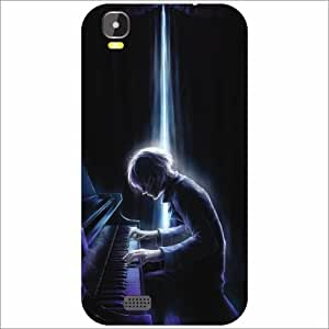 intex aqua speed - Silicon Play Phone Cover