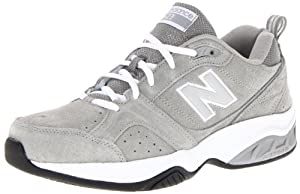 New Balance Men's MX623 Cross-Training Shoe,Grey,11 4E US