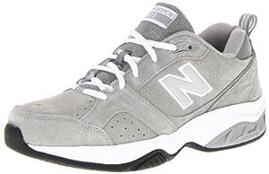 New Balance Men's MX623 Cross-Training Shoe,Grey,11 4E US