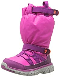 Stride Rite Girls Made 2 Play Sneaker Winter Boot (Toddler/Little Kid), Pink, 10 M US Toddler