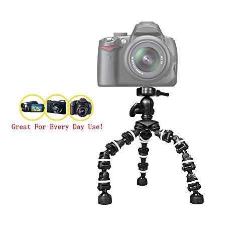 the-pro-extreme-13-flexible-tripod-samsung-digimax-i5-camera-13-inch-tripod-w-heavy-duty-sturdy-grip