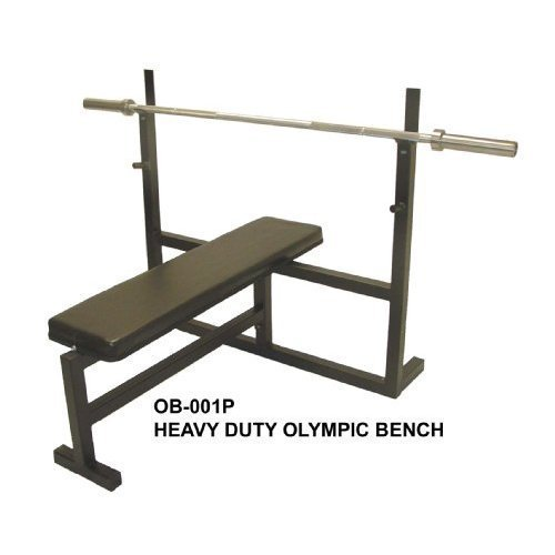 Olympic Lbs Grey Weight Set W Bench Press 300 Aerobicore: weight set and bench