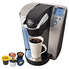 Keurig Single Serve Gourmet Coffee & Tea Brewing System