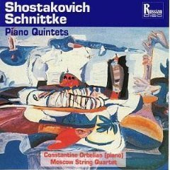 Shostakovich: Piano Quintet, Op. 57 / Schnittke: Piano Quintet (1972,1973)