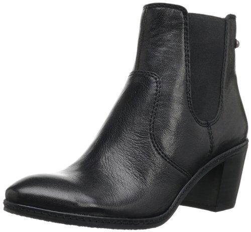 anne-klein-bunty-femmes-noir-cuir-chaussures-bottes-pointure-eu-365