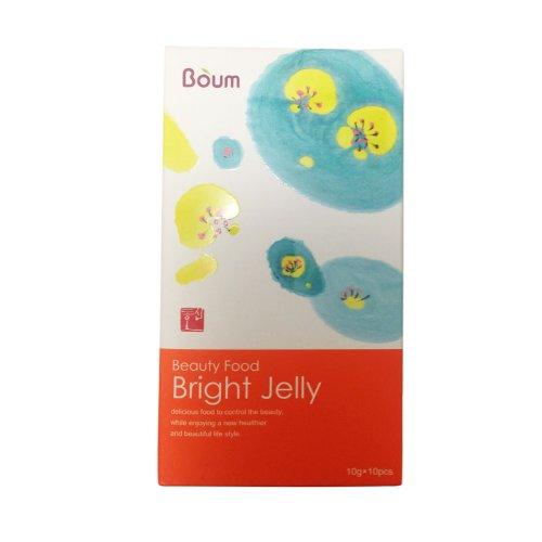 ボウム ビューティーフード モイスチャーゼリー 10g×10包