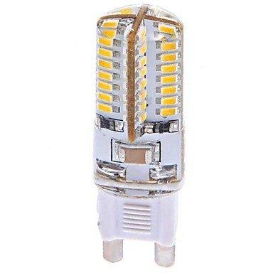 G9 3W 64X3014Smd 360Lm 3000-3500K Warm White Light Led Corn Bulb (Ac100-240V)