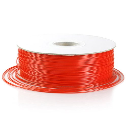 Barsoom Red 1.75mm 2.6lbs/1.2kg Natural ABS 3D Filament on Spool for MakerBot RepRap MakerGear Solidoodle Ultimaker & Up! 3D Printer