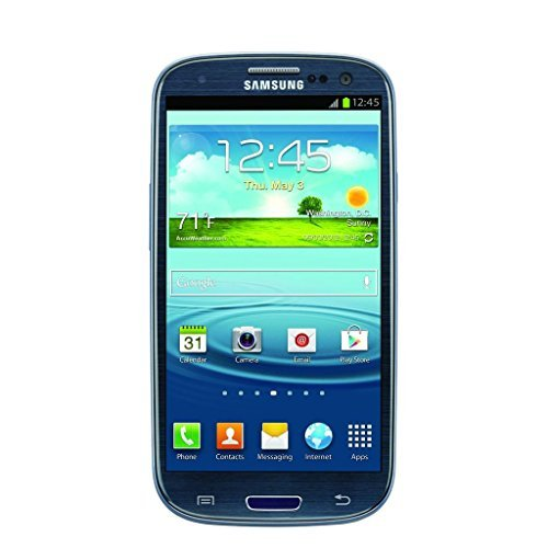 Samsung Galaxy S3 - 16GB Smartphone - Verizon - Blue (Certified Refurbished) (Blue Samsung Galaxy S3 compare prices)