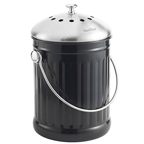 vonshef-12-gallon-stainless-steel-countertop-kitchen-compost-bin-free-odor-absorbing-filter-model-07