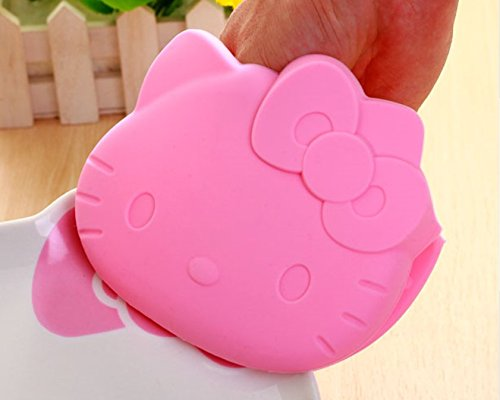 Hello Kitty Silicone Heat Resistant Oven Mitt (Hello Kitty Oven Mitt compare prices)