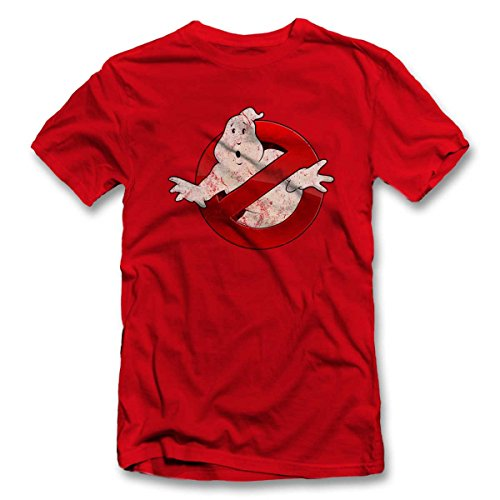 Ghostbusters Vintage T-Shirt S-XXL 12 Colors /