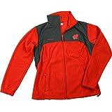 Columbia Women's Wisconsin Fast Tech Full Zip Fleece Jacket - L