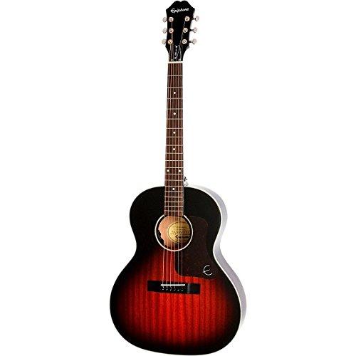 epiphone limited edition el 00 pro mahogany top acoustic electric guitar vintage sunburst by. Black Bedroom Furniture Sets. Home Design Ideas