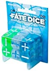 Evil Hat Productions Fate Dice Atomic Robo Dice