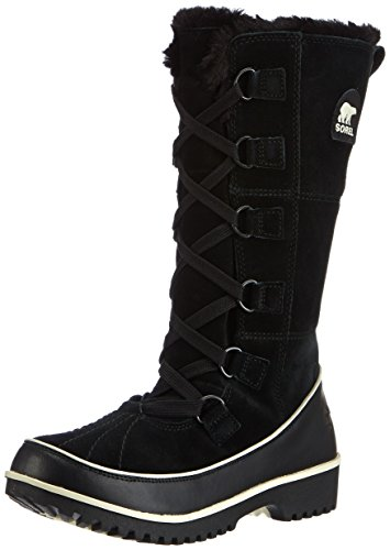 Sorel Women's Tivoli High II Black/Noir Boot 7 Women US (Tivoli Ii Sorel compare prices)