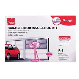 INSULATION GARAGE DOOR