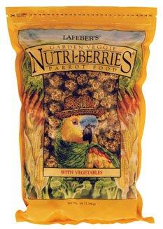 Cheap Lafeber Veggie Nutri-Berries Parrot 3lb (B003NN2SNS)