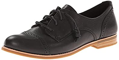 Sperry Top-Sider Women's Bedford Oxford, Black, 8.5 M US
