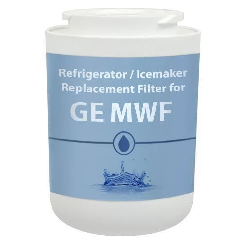 Replacement Water Filter Cartridge for GE MWF / GWF / MWFP / WSG-1 / WF287 (Ge Refrigerator Gwf Water Filter compare prices)