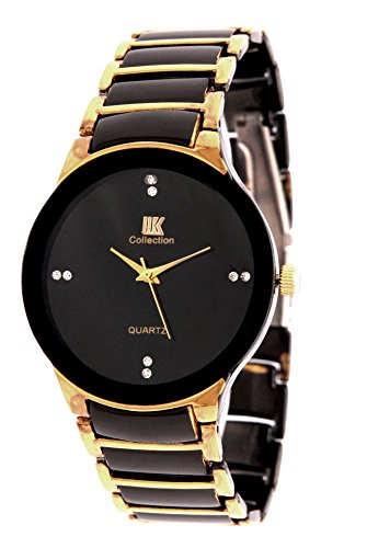 907cdf4c386 IIk Collection Watches Analogue Black Dial Men s and Boys Watch - Iik013M Buy  IIk Collection Watches