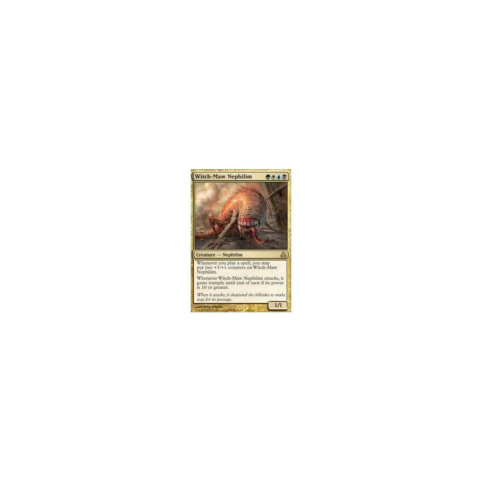 Witch-Maw Nephilim //// Guildpact //// MTG Magic the Gathering