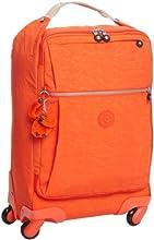 Kipling Darcey, Valises mode mixte adulte  - Orange (250 Blossom W)