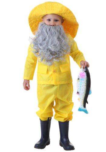 [Little Boys' Fisherman Costume] (Gortons Fish Sticks Costume)
