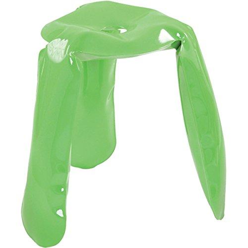 TM Zieta/6018 taburete infantil caer de araña con, verde