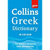 Collins Gem Greek Dictionary (Collins Gem)by Collins Dictionaries