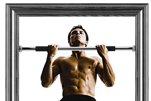★【ドアジム・DOOR・GYM】・『自宅で簡単にトレーニングができます』ドアマッスル・補強アタッチメント付き。
