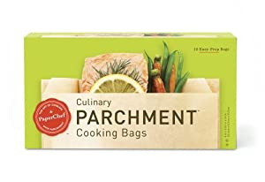 PaperChef Culinary Parchment Cooking, 10 Bags