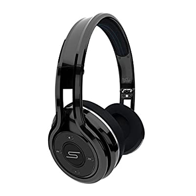 SMS Audio SYNC by 50 Bluetooth Wireless On-Ear Headphones